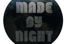 MADE BY NIGHT / A group for the nation of creative people, who are working on the dark side of the world. (they call it night)  if you think you are one of them, you're very welcome to upload your music there : https://soundcloud.com/groups/made-by-night or upload every other stuff over there: https://www.facebook.com/madebynight