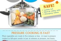 Cooking under pressure :-) / Recipes / by Mari Kraus