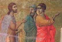 On the Road to Emmaus / Jesus after The Resurrection