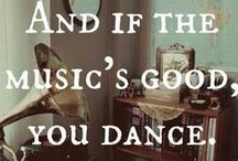 I Hope You Dance / Music and dance