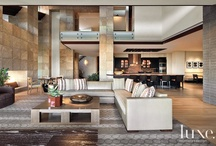 * Interiors - Living Room