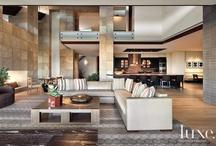 * Interiors - Living Room