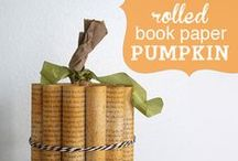 Halloween and Fall Fun / Halloween and fall crafts, foods, ideas