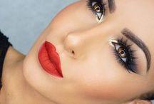 Make up and hair / Inspiration of make ups