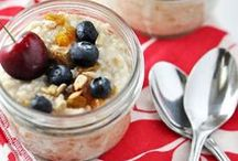 Out of the Breakfast Rut / New, fresh ideas for healthy breakfast options