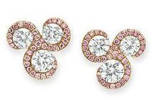 Coloured Diamond Jewellery / by George Clooney