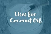 Uses for Coconut Oil / Carrington Farm's cold-pressed Organic Extra-Virgin Coconut Oil is made from only the freshest certified organic coconuts.