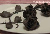 çikolata dekor