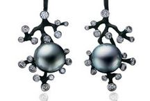 Black Pearl Jewellery / by George Clooney