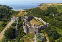 Castles, Heritage & Gardens / Castles and Heritage sites to visit whilst staying at the OLD SWAN INN - Pembrokeshire Holiday Cottage