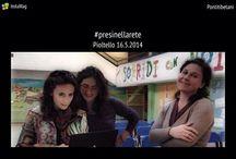 #presinellarete / Serata x genitori ed adulti a Pioltello - MI 16/5/2014