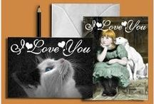 Novelty Cards / Novelty and Custom Greeting Cards, Postcards, Note cards.