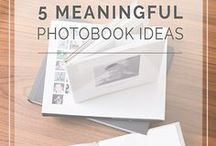 Digital Photo Book / Ideas, How To & Tips