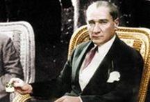Mustafa Kemal ATATÜRK Lider __/__ @