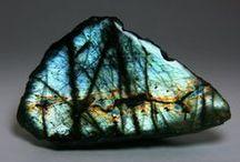 Gemstones, minerals