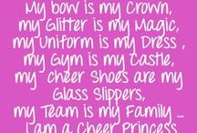 Cheerleading!