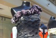 Recycled Textiles/Fashion