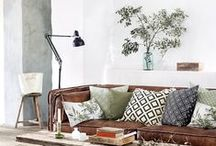 Interior / I love an industrial style ^^