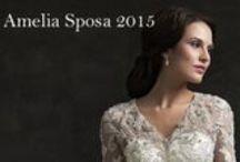 Vestidos de Noiva Amelia Sposa / Vestidos de Noiva aprovados pela Assessoria de Casamentos Agda Paula.