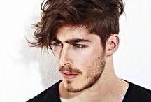 Cabelos / Inspiração de cortes de cabelos masculinos.