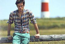 Looks verão / Inspirações para você que não sabe o que vestir no verão. / by Moda Para Homens
