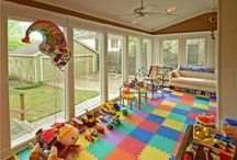 Back to School Sunroom Decorating / Great Sunroom Decorating Idea's for Back to School time! Add space and light so your children can grow and learn in the best environment possible! Create additional space and search through many project's and idea's for decorating a unique space in your home with something special for everyone in the family!