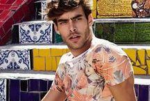 Looks de Primavera / Inspiração de looks masculinos para a primavera do Brasil.