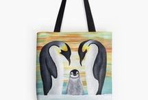 Novelty Bags, Totes / Novelty and custom Tote Bags, Print-All Over Bags, Cross over body bags.
