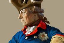 "Army ""gallant century"" / XVIII century"