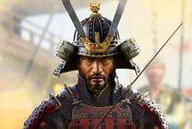 Feudal Japan / Samurai, ashigaru, ninja...