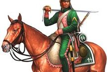 Napoleonic Wars. France / French soldiers in the Napoleonic wars
