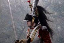 Napoleonic Wars. Iberia / Spanish and Portuguese soldiers in the Napoleonic wars