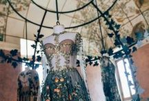 beautiful pieces of fashion / statement dresses with immense beauty
