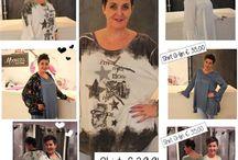 Conny & TOFF / Toff is een collectie damesmode voor de vrouw met maat 40 t/m 48. Iedere keer zeer divers en in een prijsklasse die loopt vanaf 19,95 tot 45 euro.