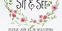 Sip and See Party Ideas / Sip and See Part ideas, Meet and Greet party ideas, Baby homecoming, Baby, New Moms, Loads of ideas for stress-free Sip and See Parties.