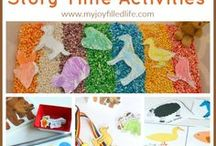 Homeschool Preschool / Homeschool, Homeschool preschool, preschool activities, preschool crafts, preschool schedules, sensory bins, open ended play, dress-up ideas