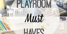 Playroom Ideas / Playroom ideas, playroom organization, playroom ideas for toddlers, playroom storage, playroom DIY, playroom makeover, playroom basements