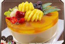 D'licious Pudding  / Koleksi aneka puding, puding cake, puding tradisional, dll di Toko-Puding.Com