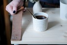 DIY / Lovely little diy projects. Things that you can do on your own. Inspiration and ideas for the home - decor home.