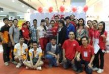 Event 5 : Baking Demo & Cake Pops Party / Baking demo & Cake Pops Party dalam rangka 18th Anniversary ACE hardware Indonesia, 27 Oktober 2013 @ ACE Hardware IBCC Bandung