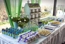 Sweet and Dessert Tables / by Jagatpreet