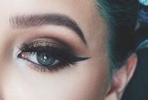 eyeshadow / hair_beauty