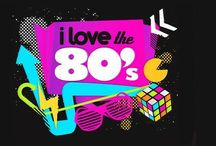 Bring Back the 1980's! / The Best Time of My Life & The Decade that Made Us! / by E V