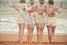 Coleção Summer Dream! ♥ / Nosso editorial cheio de flores e muito amor!