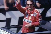 Rush and Niki Lauda...........The real and movie / Cine y algo más / by Perla Ramírez Reyes