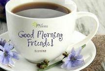 Good Morning - Good day -- Good Nighg -- Happy day! / Napi köszöntések!