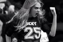 Cara... Who ? Delevingne ! ♔ / my BIG idol :3 ... love u :*