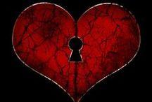 Szívek- HEARTS / Szívecskék az internetről - Pintről