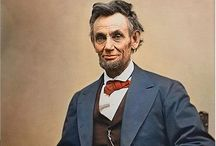 Abraham Lincoln / by E V