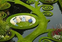 Giardini, forma d'Arte dedicata al rapporto uomo-natura. / Rapporto uomo natura espressioni nel tempo